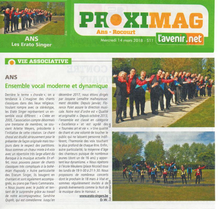 Proximag 14.3.18