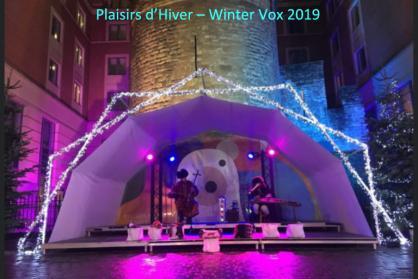 Winter Vox 2019