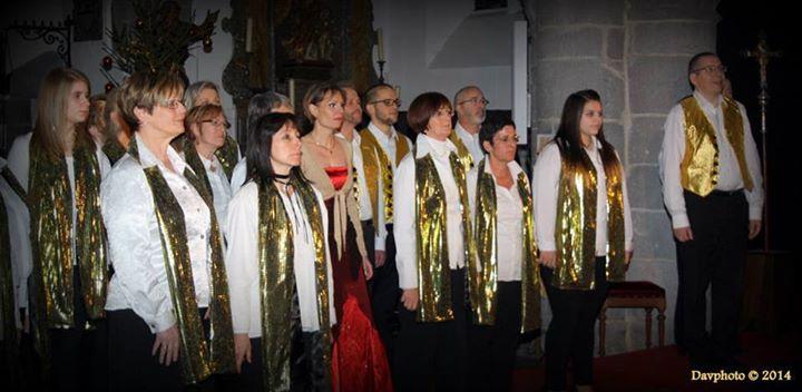 Concert de Noël Aywaille décembre 2014