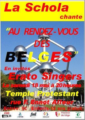 Affiche concert 18 5 19