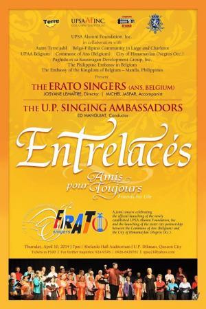 Affiche concert Manille